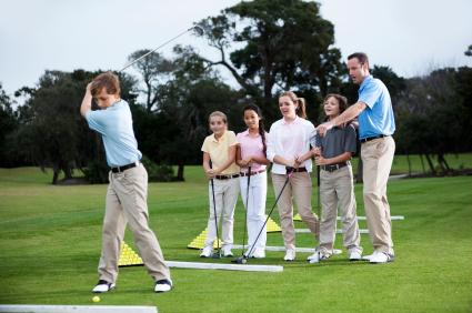 Junior Golf – The Golf Club at Echo Falls
